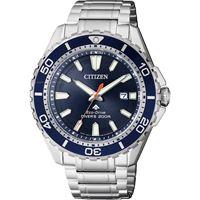 Citizen promaster divers 200 mt bn0191-80l orologio uomo eco drive solo tempo