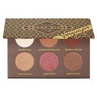 ZOEVA voyager cocoa blend eyeshadow palette - mini palette di ombretti