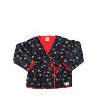 AMERICAN OUTFITTERS kimono imbottito in velluto