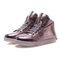 ANDIA FORA scarpe donna sneakers rosa andiafora