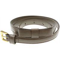 Prada cintura donna in outlet, argilla, pelle, 2019, eu 75 cm - us/uk 30 in eu 80 cm - us/uk 32 in