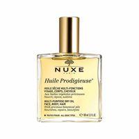 Nuxe huile prodigieuse olio secco multifunzione viso corpo e capelli 100 ml