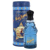 Versace blue jeans man eau de toilette 75 ml per uomo