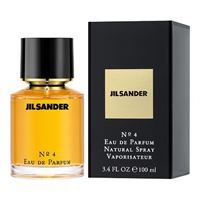 Jil Sander no. 4 eau de parfum 100 ml per donna