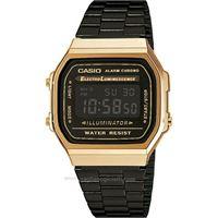 Casio collection a168w a168wegb-1bef orologio unisex quarzo digitale cronografo