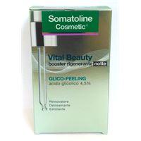 Somatoline cosmetic vital beauty booster rigenerante notte - 30 ml