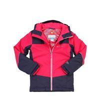 COLUMBIA giacca sci in nylon con cappuccio