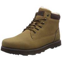 Quiksilver mission v-shoes for men, stivali da neve uomo, beige (tan-solid tkd0), 39 eu