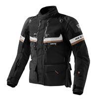 Rev'it giacca moto Rev'it dominator gtx nero sabbia