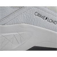 CRIME sneakers trendy uomo bianco