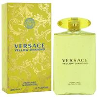 Versace yellow diamond gel doccia per donna 200 ml