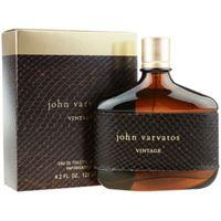 John Varvatos vintage eau de toilette per uomo 125 ml