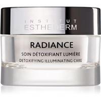 Institut Esthederm radiance crema contro i primi segni di invecchiamento per una pelle luminosa e liscia 50 ml
