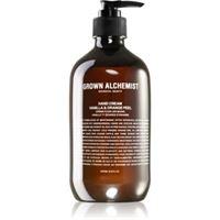 Grown Alchemist hand & body crema per le mani vanilla & orange peel 500 ml