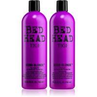 TIGI bed head dumb blonde confezione conveniente vii. (per capelli tinti) da donna