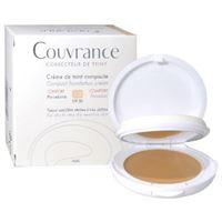 Avene (pierre Fabre It.) eau thermale avene couvrance crema compatta colorata nf comfort porcellana 9, 5 g
