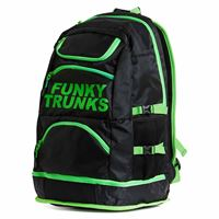 Funky Trunks elite squad one size lime light