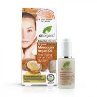 DR. ORGANIC moroccan argan oil anti aging stem cell system siero viso 30 ml DR. ORGANIC