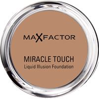 Max factor miracle touch skin smoothing foundation fondotinta -80 bronze