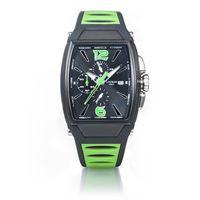 Locman orologio cronografo uomo Locman new tremila; 0550k01s-bkbkgrsg