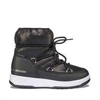 Moon boot low nylon waterproof bambina