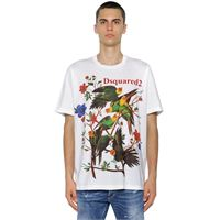 DSQUARED2 t-shirt in jersey di cotone