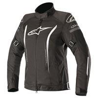 Alpinestars giacca gunner v2 waterproof donna nero