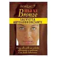 DIVA SRL incarose linea autoabbronzante maxi bronze 1 salvietta viso monouso