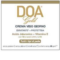 DOAFARM GROUP Srl doa gold crema viso giorno 50ml