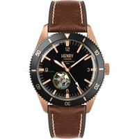 Henry london heritage automatic hl42-as-0330 orologio uomo automatico solo tempo