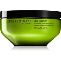 Shu Uemura silk bloom maschera rigenerante e riparatrice per capelli rovinati 200 ml
