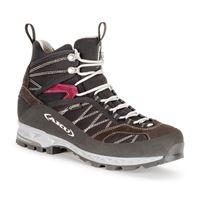 Aku scarponi trekking tengu lite goretex eu 41 1/2 black / violet