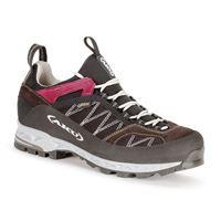 Aku scarpe trekking tengu low goretex eu 37 1/2 black / violet