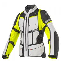 CLOVER giacca clover gts-4 wp airbag compatibile giallo