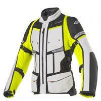 CLOVER giacca donna clover gts-4 wp airbag giallo