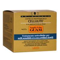 Guam fanghi d'alga anticellulite pelli sensibili capillari fragili 500 g