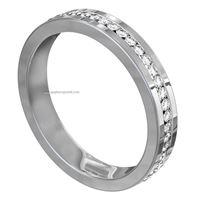 Luca barra an114.23 gioiello uomo anello acciaio