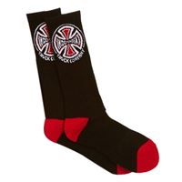 Independent calze Independent truck co socks black - 2 pack
