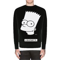 Eleven Paris felpa Eleven Paris fix jadart sweatshirt black