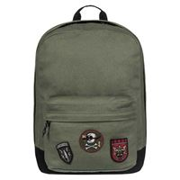 DC Shoes zaino DC Shoes backstack canvas vintage green