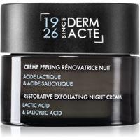Academie derm acte intense age recovery crema notte antirughe effetto scrub 50 ml