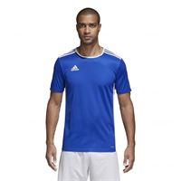 Adidas entrada 18 jsy t-shirt sportiva uomo