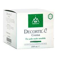 IDI Farmaceutici cosmetica decortil c trattamento idratante 250 ml
