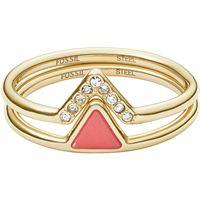 Fossil anello donna gioielli Fossil fashion; Jf02920710508