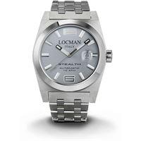 Locman orologio meccanico donna Locman stealth 020500agfnk0br0