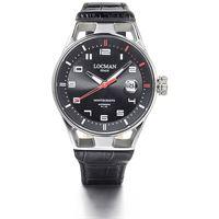 Locman orologio meccanico uomo Locman montecristo; 0541a01s-00bkrdpk