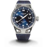 Locman orologio meccanico uomo Locman montecristo; 0541a02s-00blwhpb