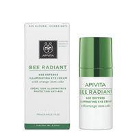 FARMAESSENZA Srl apivita bee radiant age defense illuminating eye cream 15ml