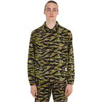 OAKLEY TNP giacca tnp camo in misto cotone