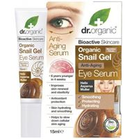 Dr. Organic snail gel eye serum (15ml)